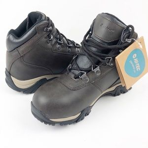 Hi-Tec Altitude Boots Waterproof Brown Size 3